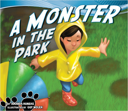 Cover: A Monster in the Park
