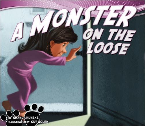Cover: A Monster on the Loose