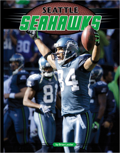 Cover: Seattle Seahawks