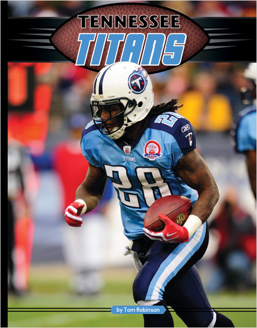 Cover: Tennessee Titans