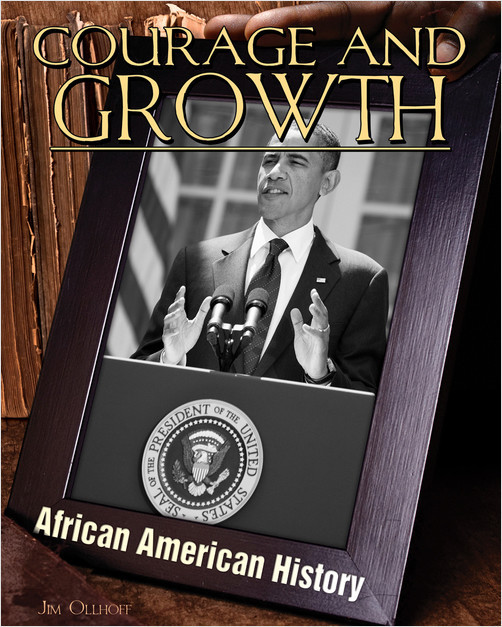 Cover: Courage and Growth