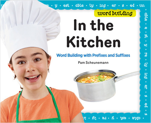 Cover: In the Kitchen