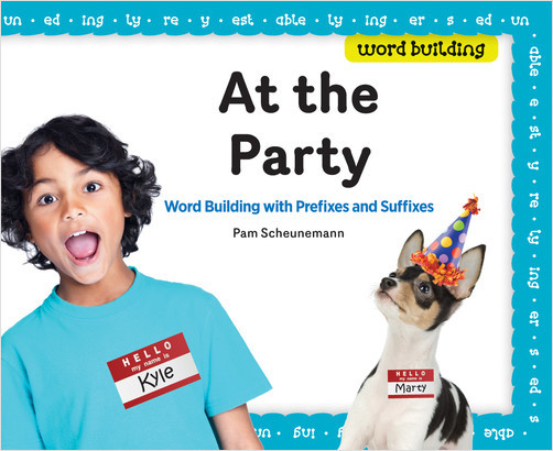 Cover: At the Party