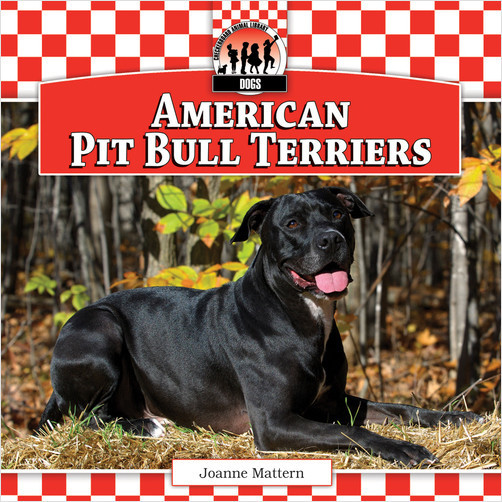 Cover: American Pit Bull Terriers