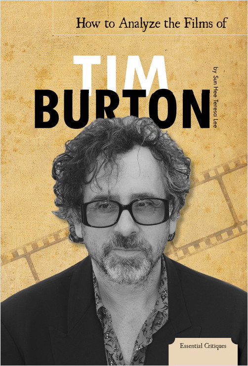 Cover: How to Analyze the Films of Tim Burton