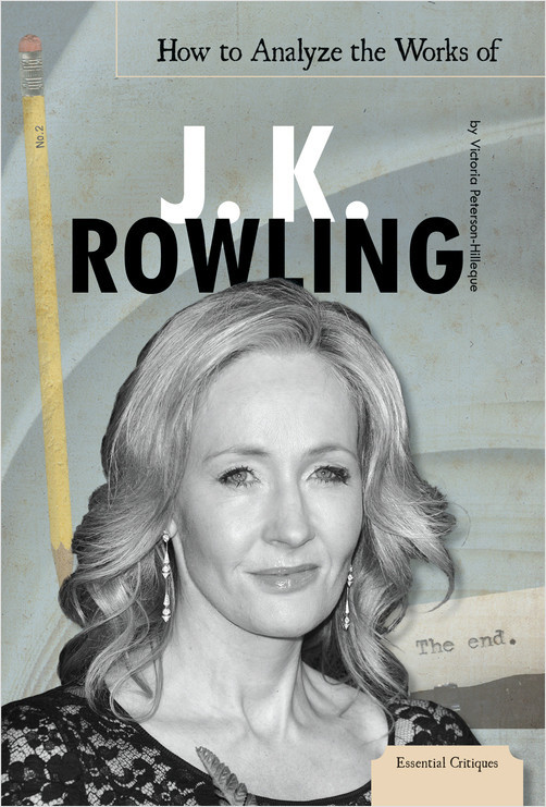 Cover: How to Analyze the Works of J. K. Rowling