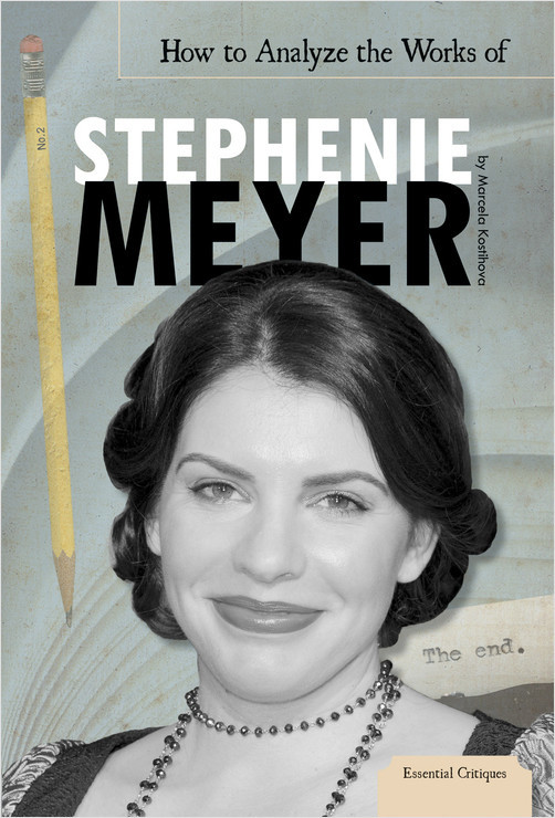 Cover: How to Analyze the Works of Stephenie Meyer