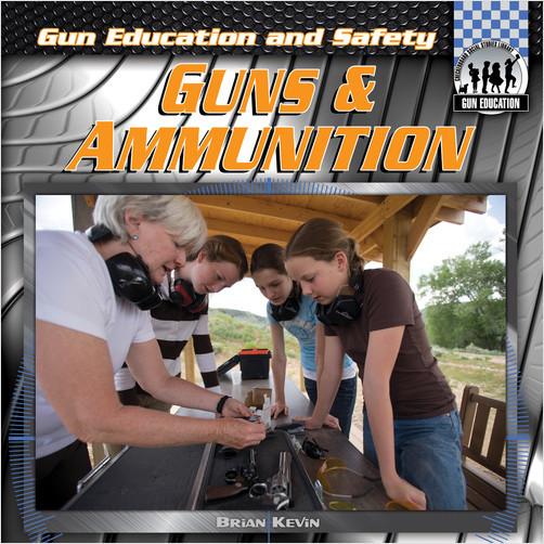 Cover: Guns & Ammunition