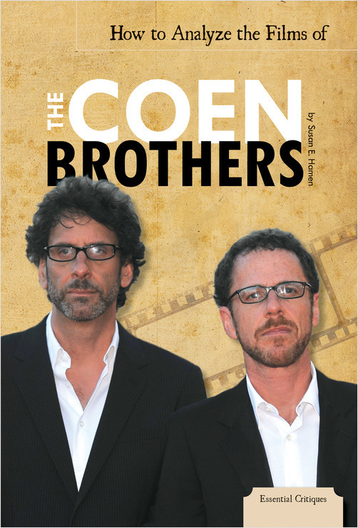 Cover: How to Analyze the Films of the Coen Brothers
