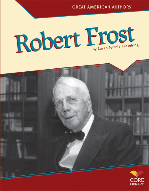 Cover: Robert Frost