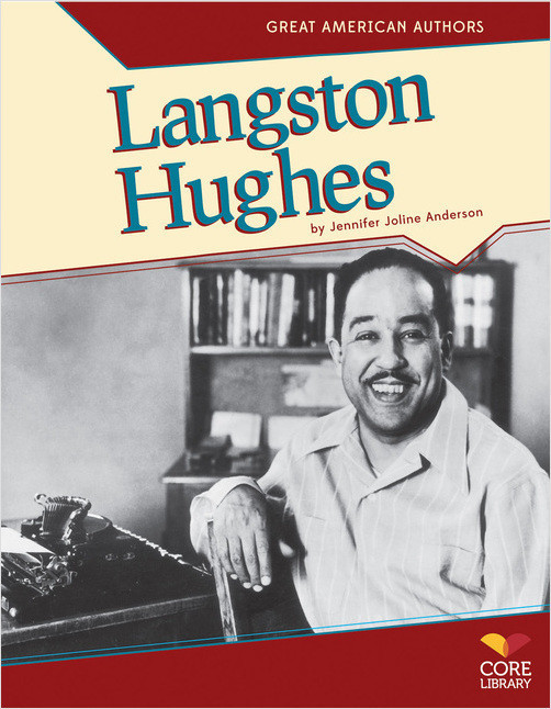 Cover: Langston Hughes