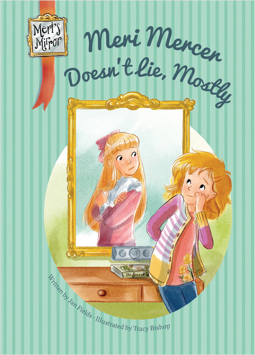 Cover: Meri Mercer Doesn't Lie, Mostly