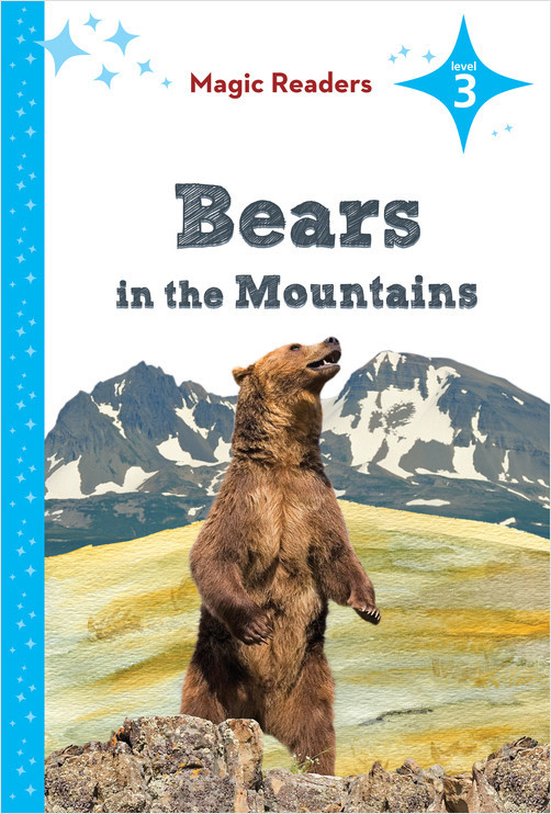 Cover: Bears in the Mountains: Level 3