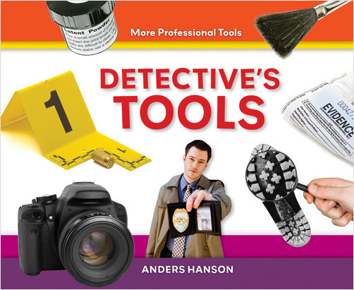 Cover: Detective's Tools