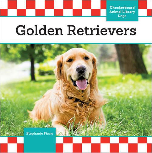 Cover: Golden Retrievers