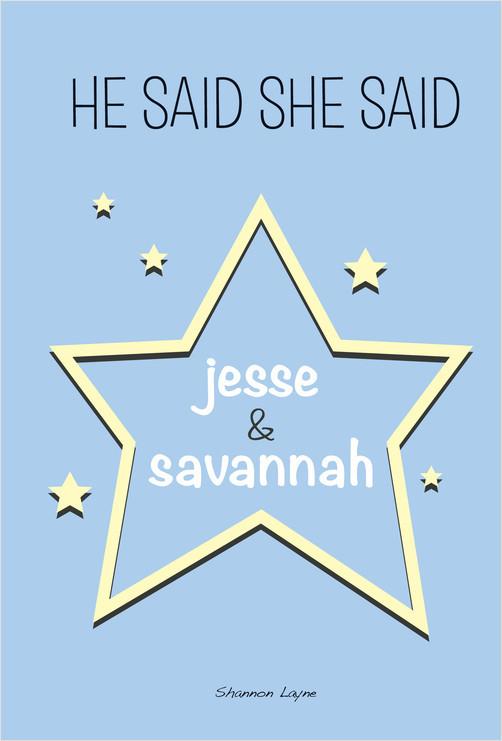 Cover: Jesse & Savannah