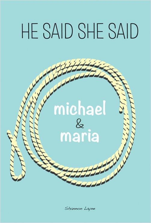 Cover: Michael & Maria