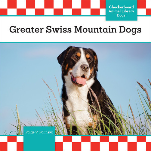 Cover: Greater Swiss Mountain Dogs