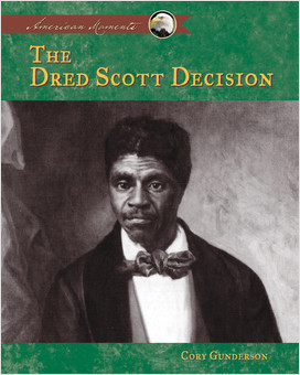 Cover: The Dred Scott Decision