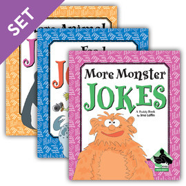 Cover: More Jokes!