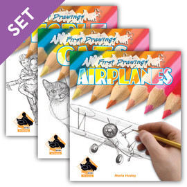 Cover: First Drawings