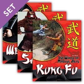 Cover: World of Martial Arts
