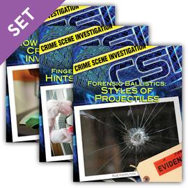 Cover: Crime Scene Investigation