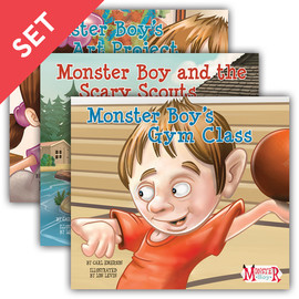 Cover: Monster Boy Set 2