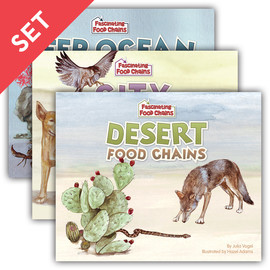 Cover: Fascinating Food Chains