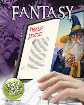 Cover: You Write It: Fantasy