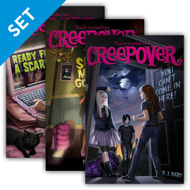 Cover: You're Invited to a Creepover