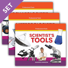 Cover: Professional Tools