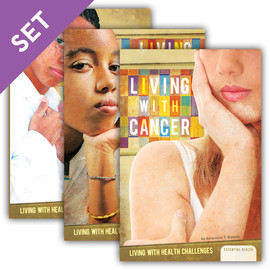 Cover: Living with Health Challenges Set 1