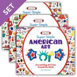 Cover: Super Simple Cultural Art Set 1