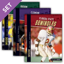 Cover: Inside College Football Set 2