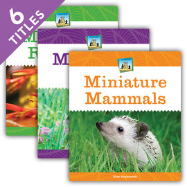 Cover: Mini Animal Marvels