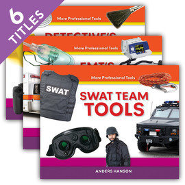 Cover: More Professional Tools