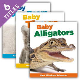 Cover: Baby Animals Set 2
