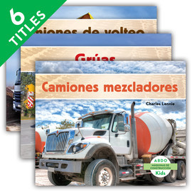 Cover: Máquinas de construcción (Construction Machines)