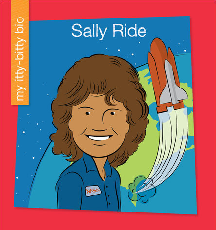 Cover: Sally Ride