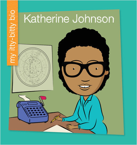 Cover: Katherine Johnson