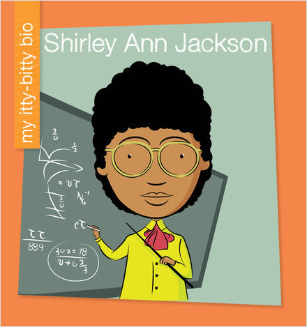 Cover: Shirley Ann Jackson