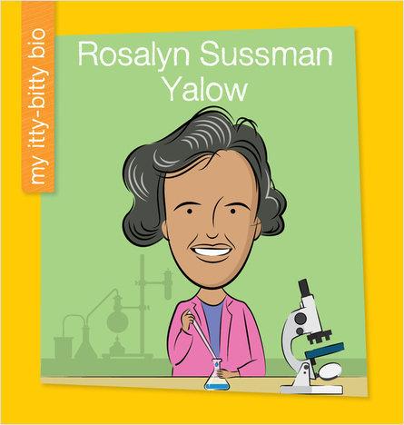Cover: Rosalyn Sussman Yalow