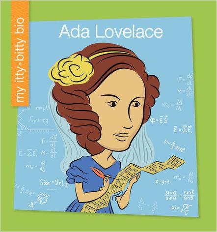 Cover: Ada Lovelace