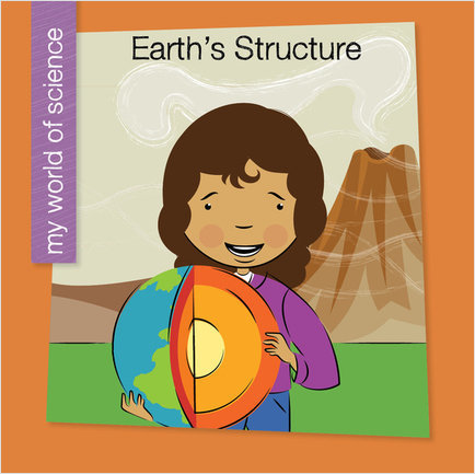 Cover: Earth's Structure