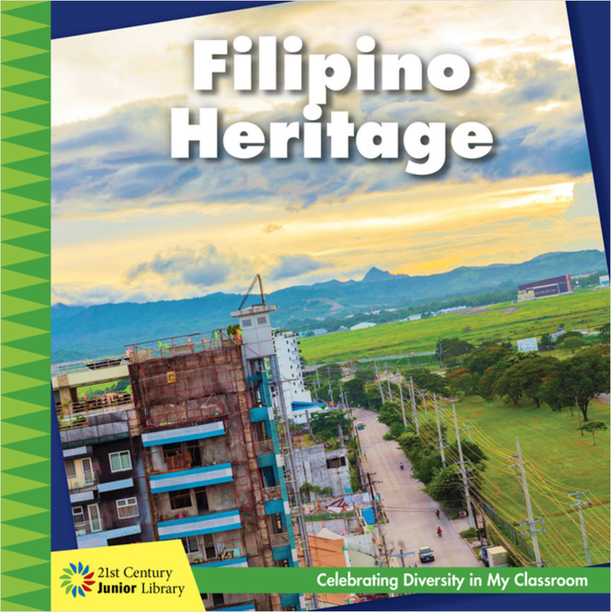 Cover: Filipino Heritage