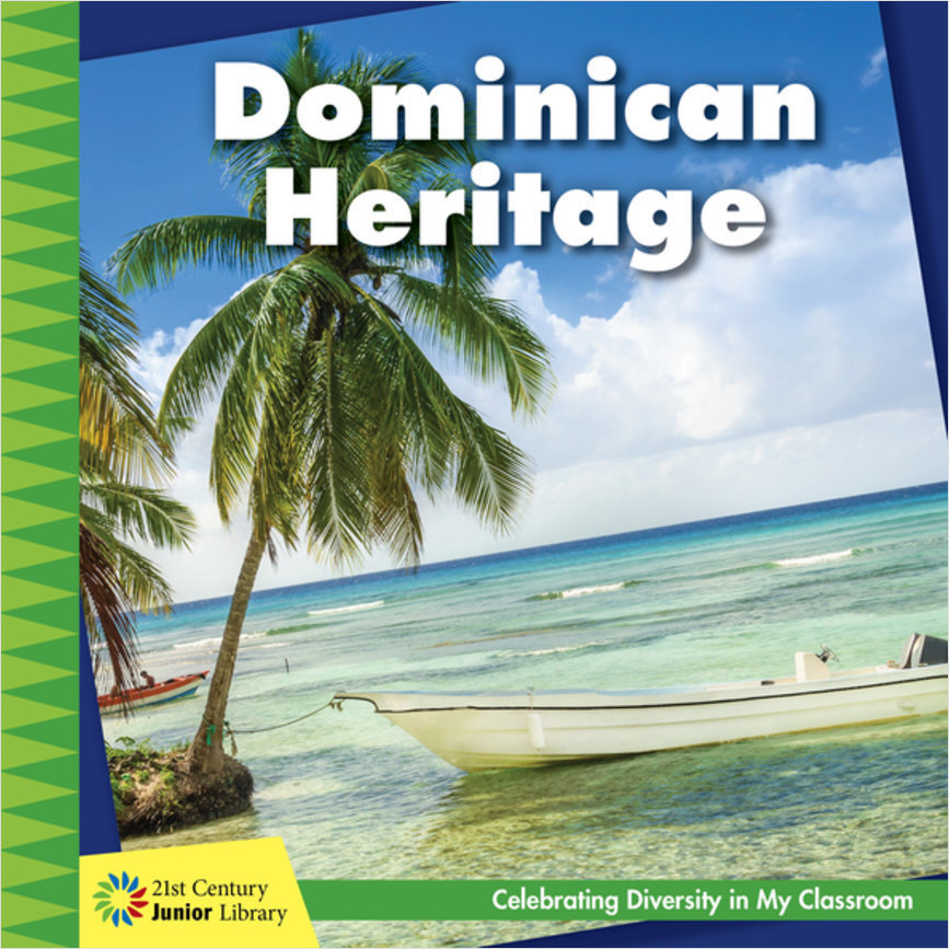 Cover: Dominican Heritage