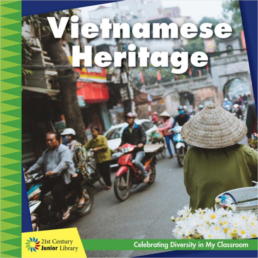 Cover: Vietnamese Heritage
