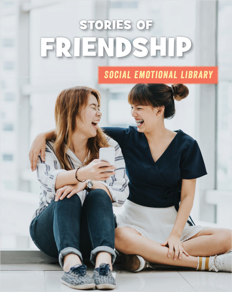 Cover: Stories of Friendship
