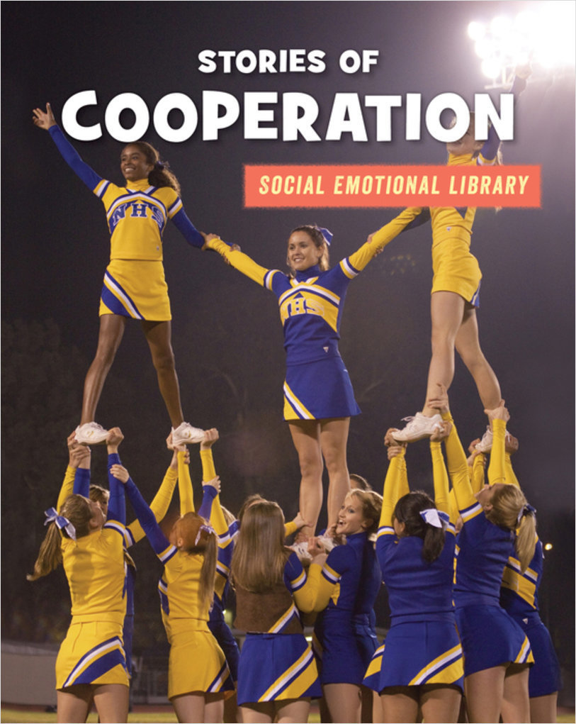 Cover: Stories of Cooperation